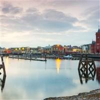 Volvo Ocean Race - Cardiff