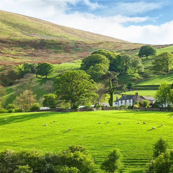 Cumbria Country Retreat