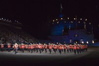 Edinburgh Tattoo 4 days