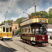 Peaks, Trams & Antiques