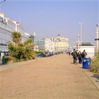 Sussex Gardens & Promenades