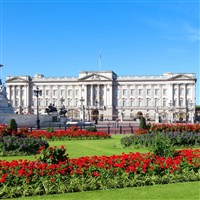 Mad about the Monarchy -London & Buckingham Palace