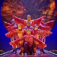 Cirque du Soleil - Luzia - London
