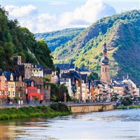 Treasures of the Moselle & Rhine River Cruise