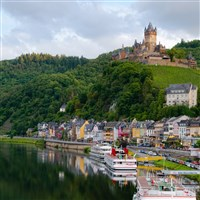 German Waterways Cruise - Fred Olsen