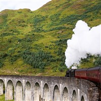 Romantic Rail Journeys of Scotland