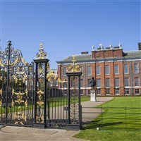 Kensington Palace & Afternoon Tea