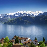 Lakes & Mountains of Central Switzerland