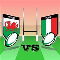 Wales Vs Italy 6 Nations Rugby