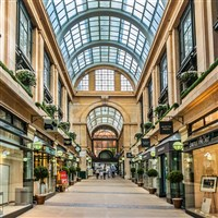 Nottingham Luxury Christmas Shopper