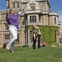 Thoresby Hall Croquet