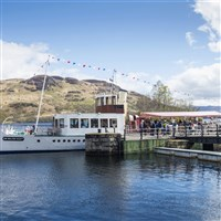 Carolling on the Steamship - Trossachs T&T