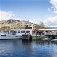 Carolling on the Steamship - Trossachs T&T