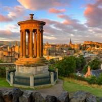 Historic Scotland - Edinburgh-Stirling-Loch Lomond