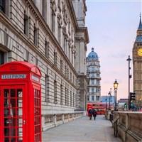 London Weekend City Break
