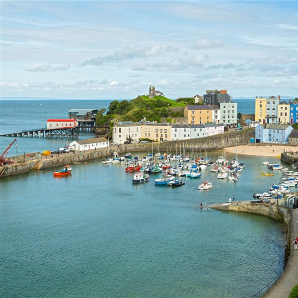 Tenby and South West Wales