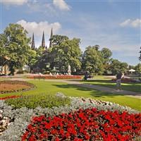City of Lichfield and National Memorial Arvoretum