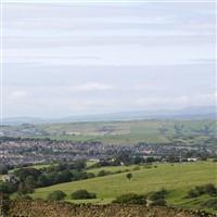 Oswaldtwostle Lancashire