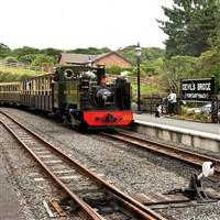 Devil's Bridge Steam Train