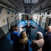 Shrewsbury Prison Tour