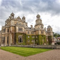 Nottingham & Sherwood Forest - Thoresby Hall