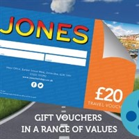 Jones Holiday Vouchers
