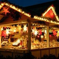 Birmingham & Worcester Christmas Markets