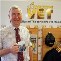 The Yorkshire Vet at The World of James Herriott
