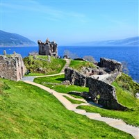 Scenic Scottish Islands