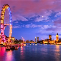 London & Christmas Showboat Cruise