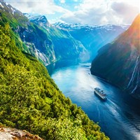 Fjords, Mountains & Glaciers