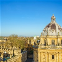 Oxford Weekend Break