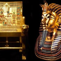 Tutankhamun - Treasures of the Golden Paraoh
