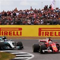 Silverstone British Formula 1 GP