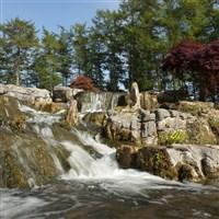Irish National Stud Garden Water Feature